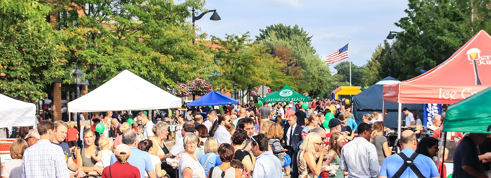 Taste of East in Gaslight Village