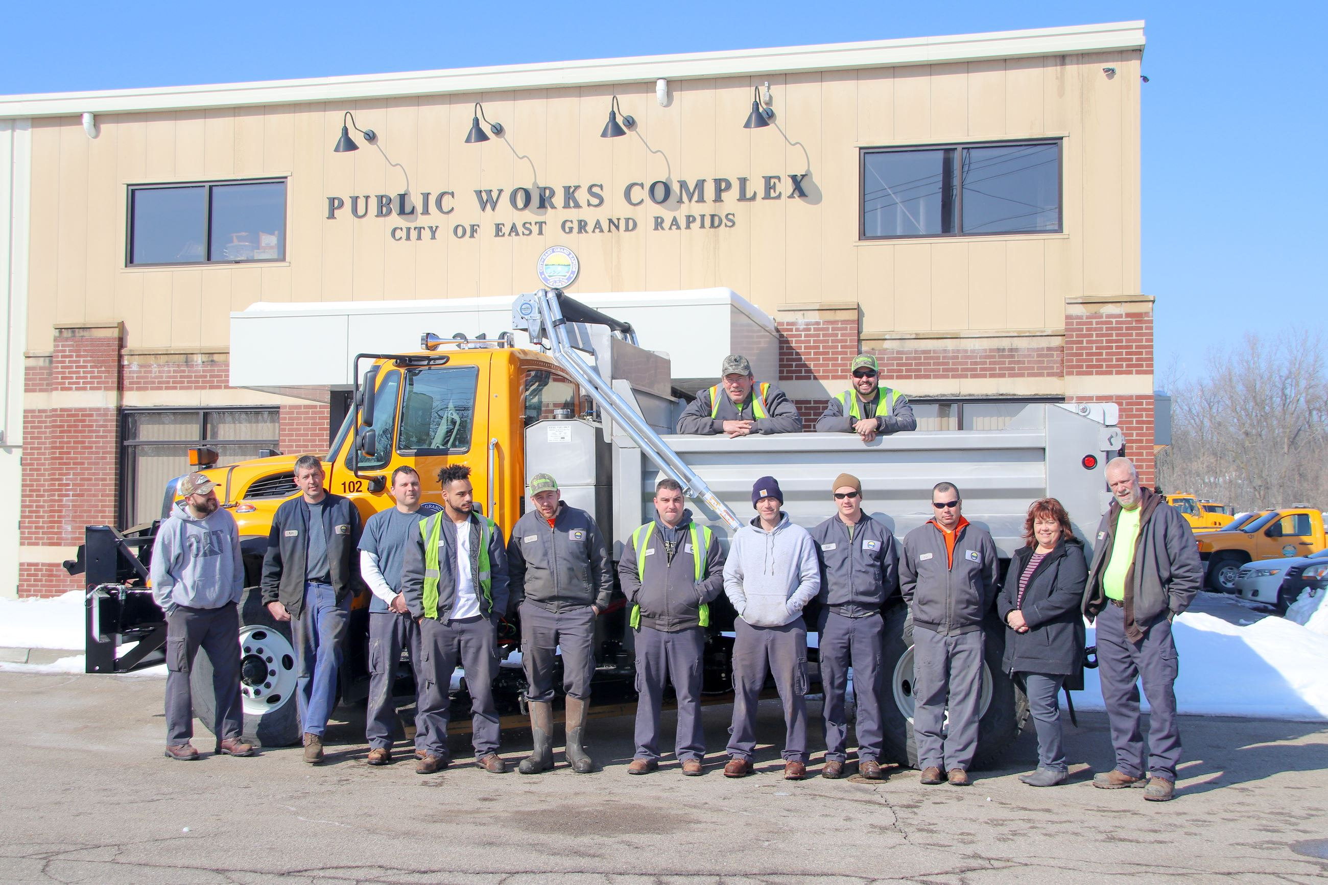 Snowplow Week