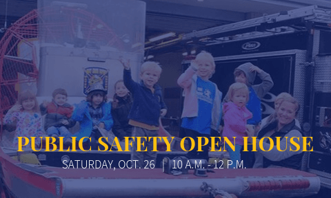 Public Safey Open House
